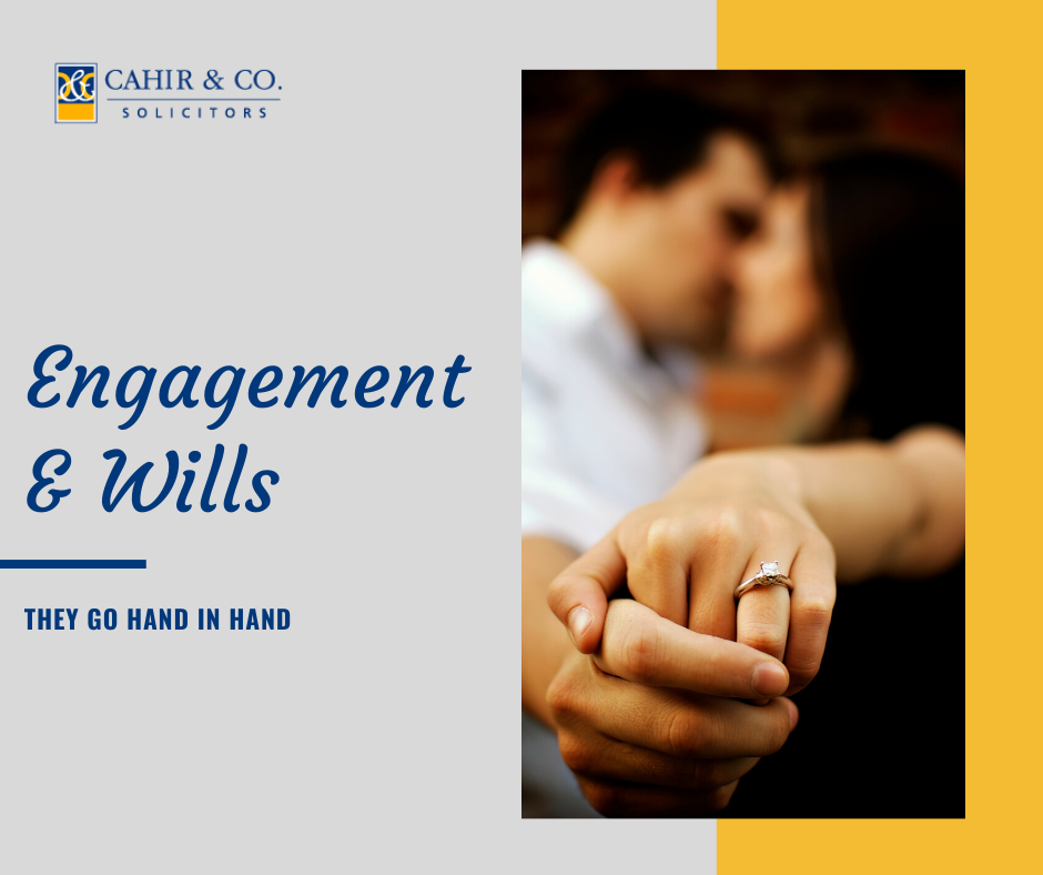 Engagement and wills